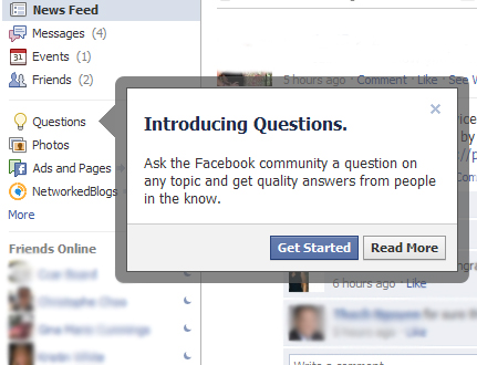 Have You Seen Facebook Questions??? | Strategic Online ...